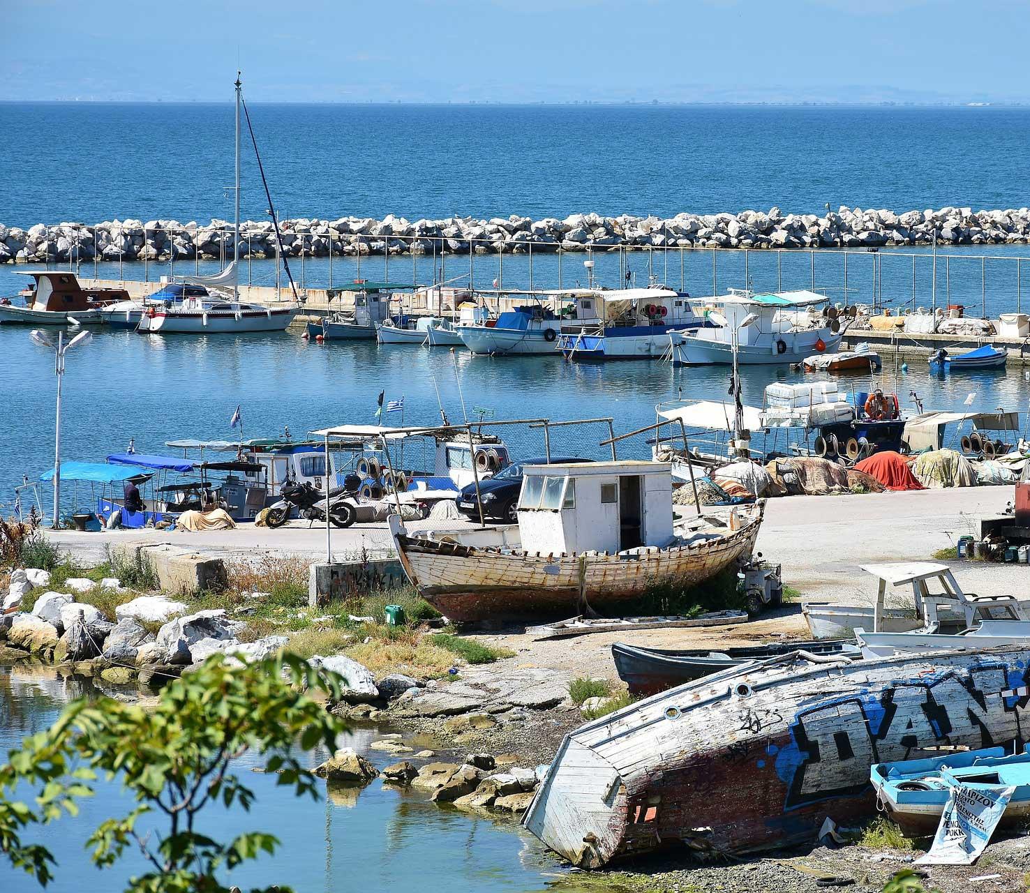 Seguro náutico para puertos
