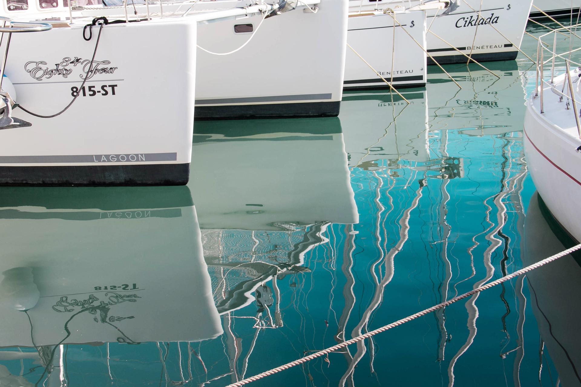 Contacto seguro para barcos